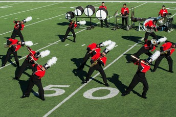 Band Advances to Finals at Area competition