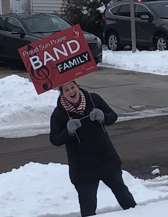 """SHARE YOUR """"BAND SIGN"""" PHOTOS!"""