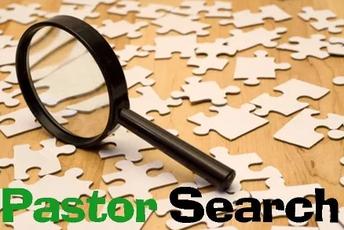 Associate Pastor Search Update