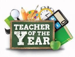 Teacher of the Year Board Meeting