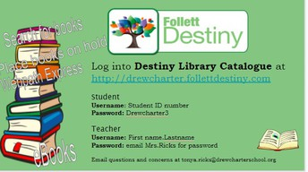 Destiny Library Manager