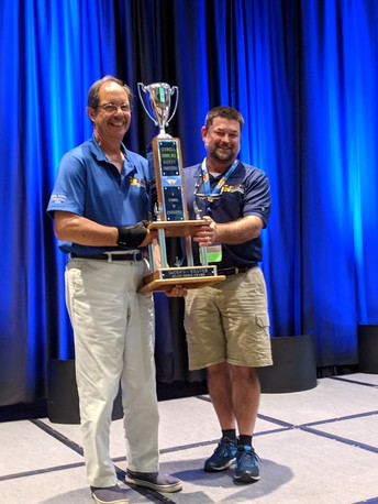 Mark Siersma Takes Home First Place in Bus Road-e-o