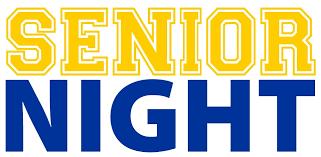 Senior Night & Senior Bonfire