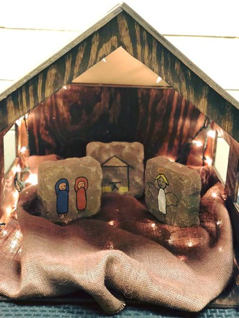 2nd Grade Nativity