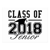 Class of 2018 Cap and Gown Graduation Product Information