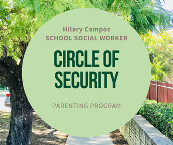 'Circle of Security' workshop for parents with Social Worker, Hilary