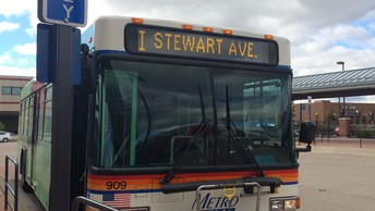 Metro Bus Update