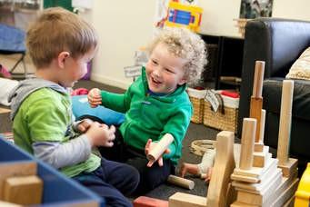 Pre-School & Headstart Visit - May 13th