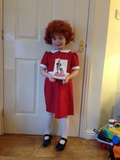 Book Character Dress Up Day!