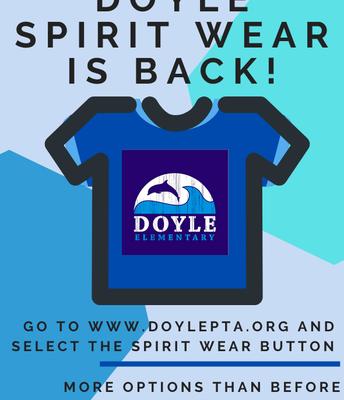DOYLE SPIRITWEAR