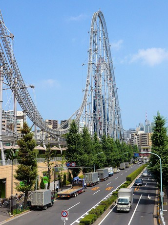 Roller Coasters: a marvel in physics and engineering