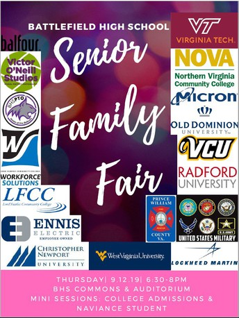 Did you attend the Senior Family Fair?