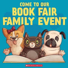 Family Night @ the Book Fair