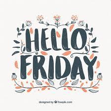 First Friday - rescheduled!