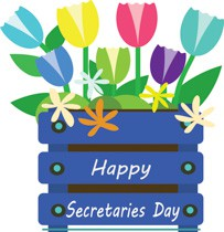 Secretaries Day
