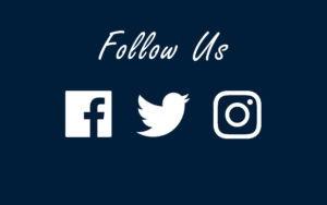 Follow FRSD on Social Media