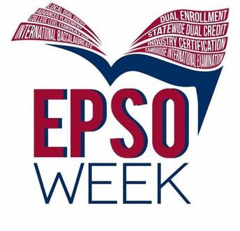 DBE is Celebrating TN EPSO WEEK!