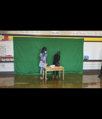 3rd Grade Drama