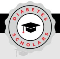 Diabetes Scholars Foundation Scholarships