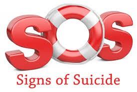 SOS Signs of Suicide Program