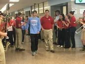 Freshman Ryan Jones Heads to State!
