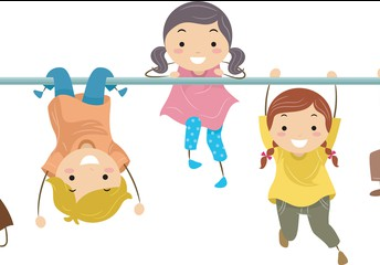 For Elementary: Stay Active and Positive