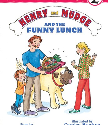 Henry and Mudge Series by Cynthia Rylant