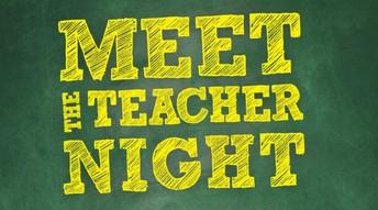 Meet the Teacher Nights