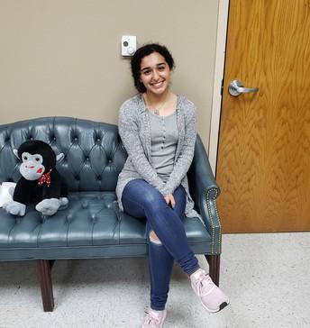 Bobcat of the Week: Averie Macias, 12th Grade