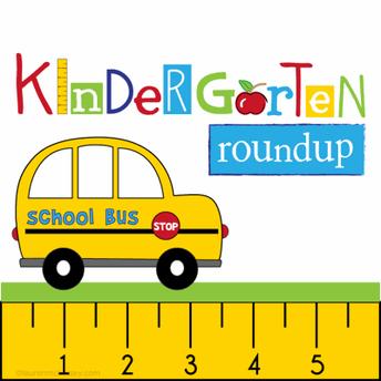 Kindergarten Bus Roundup for New Kindergarten Students: July 22nd