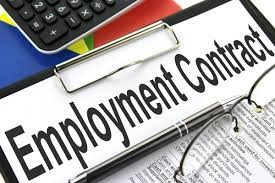 FY21 Employment Contracts
