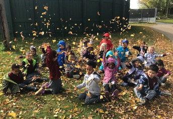 FALL FUN! - Pederson/Palace Full Day ECS