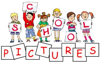 School Pictures - - - October 3rd!