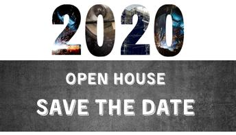 VIRTUAL Fall Open House--September 3, 2020