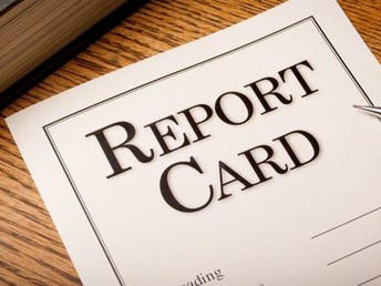 REPORT CARDS WILL BE EMAILED HOME ON FRIDAY