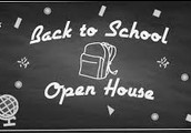 Open House - August 30, 2017