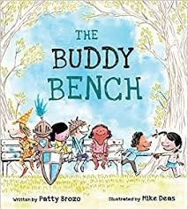 The Buddy Bench by Patty Brozzo