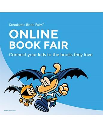 Online Book Fair Open Thru 12/4 - Shop Now!