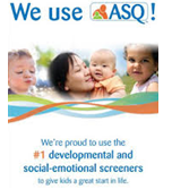 Ages & Stages Parent Quesionnaire (ASQ)