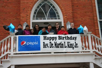 Martin Luther King's Church