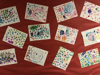 INTERNATIONAL DOT DAY - CELEBRATING CREATIVITY, COURAGE & COLLABORATION