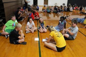 5th Grade Kindness Retreat