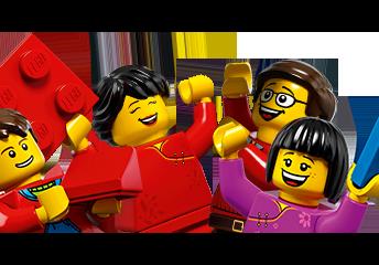 Legoland Building Challenges