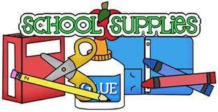 Ordering School Supply Kits 2020-2021