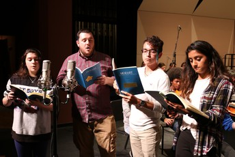 All PUSD Choirs: Mozart's Requiem
