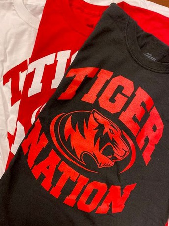 SHOW YOUR TIGER NATION PRIDE!