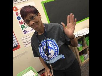 Congratulations, Ms. Jackson!