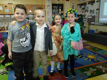 Looking good on the 100th Day of school