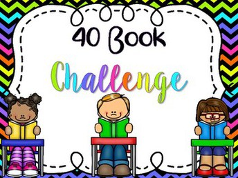 40 BOOK CHALLENGE - JANUARY BONUS!