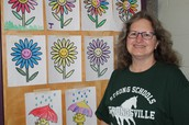 MUSTANG SPOTLIGHT - KINSNER ELEMENTARY CAFETERIA MANAGER VICKI LADESIC